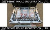 Molde plástico personalizado da tampa dianteira da tevê do diodo emissor de luz LCD da injeção