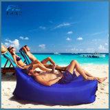 膨脹可能なソファー浜の寝袋カスタム不精な袋