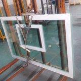 vidro desobstruído endurecido moderado 4-12mm para o edifício e a mobília