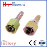 SAE/BSPT Kohlenstoffstahl-hydraulischer Schlauch/Rohrfitting/hydraulische Befestigung (22111)