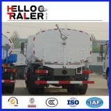 Sinotruk 8 * de Vrachtwagen van de Tanker van de Cabine 4 336HP HOWO76