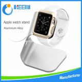 Charging de alumínio para Apple Watch Stand Holder
