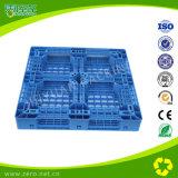 Palete de plástico de dupla face Euro Euro Standard