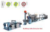 Ligne d'extrusion de câble de garantie de fil de construction d'équipement industriel