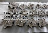 Valvola del pezzo fuso di investimento del corpo di valvola dell'acciaio inossidabile