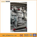 Pvc winnen-Door Vertical CNC 4-hoekWelding Machine