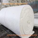 Deken van de Wol van de Vezel van het Silicaat van het aluminium de Ceramische voor Oven voor de Isolatie van de Hitte