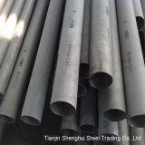 Pipe sans joint d'acier inoxydable de qualité de la meilleure qualité (202)