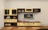 Мебель шкафа кухонного шкафа вяза твердой древесины китайская классическая (zy-061)