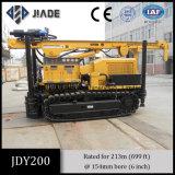 Plate-forme de forage de puits d'eau de la qualité Jdy200