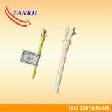 De kabel van het thermokoppel met de hoge isolatie van het kiezelzuurfiberglas 800 graad op hoge temperatuur (KPX, KNX)