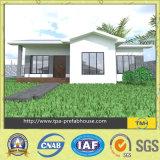 현대 디자인 강철 프레임 모듈 별장 집