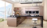 Projeto australiano da cozinha da laca do estilo (zz-036)