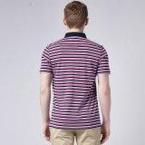 Les T-shirts de polo de constructeur de la Chine pour les hommes mous et la forme physique de chemises de polo des hommes respirables équipe le polo