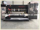 Fabrik verkaufen direkt automatische Drucken-kerbende und stempelschneidene Maschine der Farben-4