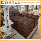 Accatastatore del mattone automatico pieno di progetto del forno di traforo del mattone dell'argilla