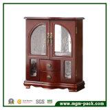 Contraído alta calidad del estilo caja de regalo de madera