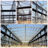 Vor-Gebildete Fabrik konstruierte Stahlkonstruktion-Werkstatt in Samoa-Inseln
