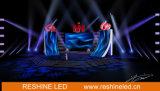 La priorità bassa di fase locativa esterna dell'interno Eventfixed installa il video schermo di visualizzazione del LED/comitato/segno/parete/modulo