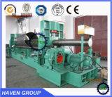 W11S-80X3200 type hydraulique machine de plaque de 3-Roller de dépliement en acier et de roulement