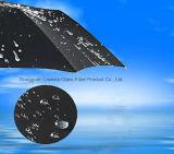 防風の、二重自動車開いた近い防水ファブリックコンパクトな折る傘