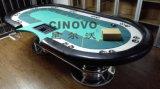 Tabela nova do póquer da madeira contínua (Model-PT98 novos)