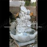 Marmeren Fontein mf-393 van Metrix Carrara van de Fontein van het Graniet van de Steen