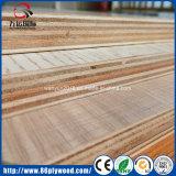 placa comercial da madeira compensada da madeira de pinho do Poplar de 4X8 5X10