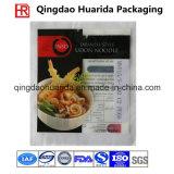 Sac en plastique de nourriture de Transaprent de catégorie comestible fait de PE/Pet