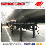 30cbm Stock Stainless Steel Milk Tanker Semi Trailer on Sale