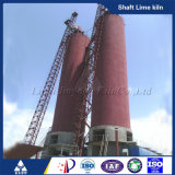 Sale quente Vertical Shaft Lime Kiln com Factory Price