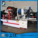 Máquina de papel de tecido do guardanapo de alta velocidade da impressão e da gravação