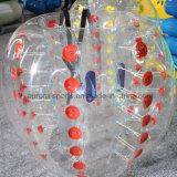 Bille de football bon marché de bulle de modèle neuf pour le football gonflable de location de bulle de Knockerballs