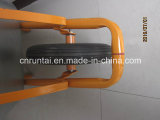Hot Sell Two Parts Frame Galvanized Tray Wheelbarrow (Wb6404N)