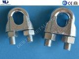 Clip DIN741 Elctric Galv. de câble métallique