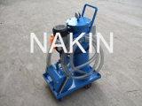 Máquina usada portable de la filtración del petróleo de la turbina Jl-40