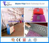 プラスチックPVCコイルのタイプ車のマットの生産ライン/PVCのマットのカーペットの放出機械