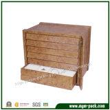 Grand cadre de mémoire en bois fait sur commande pour le bijou