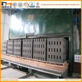El plan automático completo del proyecto del ladrillar del horno de túnel del ladrillo somete al banco de Bangladesh