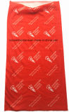 工場OEMの農産物のロゴによって印刷される赤いポリエステルMicrofiberの継ぎ目が無い多機能のバンダナ