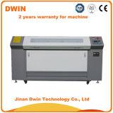 Автомат для резки гравировки лазера CNC СО2 камня гранита дешевого цены миниый