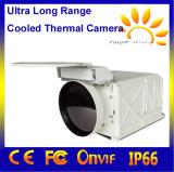 camera van de Veiligheid van IRL van de ultra Lange Waaier van 60km de Gekoelde Thermische