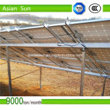 Large Scale Solar PV Power Plant를 위한 100MW Solar Mounting Structure