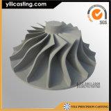 La ventola marina del compressore del Turbocharger della lega di alluminio della pressofusione