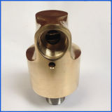 Multi-Paso junta rotatoria del borde aire tipo HD el 1/2 de cobre amarillo ''
