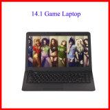 14.1 ordinateur portatif de faisceau d'Intel de cahier de pouce 1920*1080
