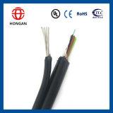 144コアの電気供給のSelf-Supporting光ケーブルGytc8y