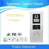 Dahua Wohnungs-im Freienstation-Tür-Sicherheit (VTO1210A-X)