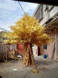 Da falsificação quente da venda da fábrica árvore interna sintética artificial do Ficus do Banyan