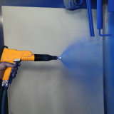 Aluminium Profileのための自動Reciprocator Powder Coating Gun